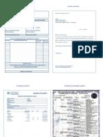 formato de formulario de contavilidad