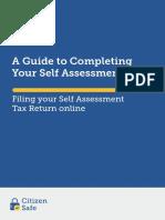 CitizenSafe Self Assessment Guide16