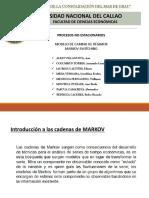 Modelo de Markov