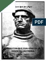 Arrantzales y Txalupas en La Costa de Cantabria (1874-1927)