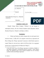 Complaint-for-Damages---Tribune-v-Sinclair (accepted).pdf