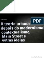 A Teoria Urbana Depois Do Modernismo