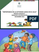 seminarioimportanciadeljuego-131126065944-phpapp02