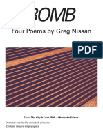 Four Poems - BOMB Magazine