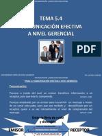Tema 5.4 Comunicación efectiva a nivel gerencial.pdf