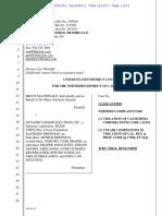 McDonald v Tezos 12/13/17 Complaint