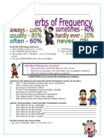 Frequency Adverbs Fun Activities Games 612 (1)