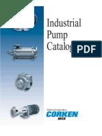 Indistrial Pump Catalog