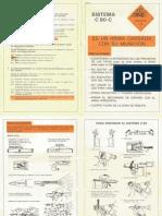 Sistema C 90-C Instrucciones de Manejo