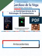 UIGV,_ENFOQUES,_EL_CONDUCTISMO