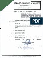 DECRETO 9105-22.12.2017 DE TAXAS DE LICENÇA BARRETOS SP.pdf