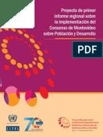Cepal Población y Desarrollo Libro