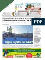 Mijas Semanal Nº 800 Del 10 al 16 de agosto de 2018
