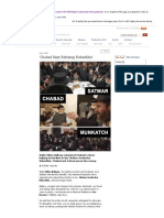 'Chabad Kept Refusing Rubashkin'