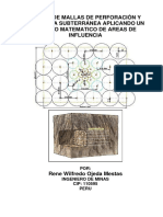 Diseno Mallas Perforacion y Voladura Subterranea