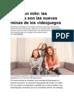 Video Juegos y Educacion
