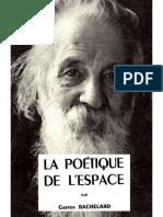 Gaston Bachelard-La poétique de l'espace-Presses universitaires de France (1961)