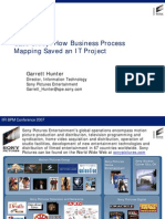 How Business Process Mapping Saved an It Project