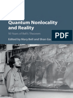 Quantum Nonlocality and Reality - 50 Years of Bell's Theorem - Mary Bell, Shan Gao