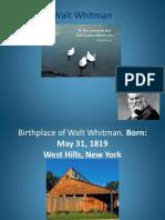 Waltwhitman 120319190033 Phpapp02