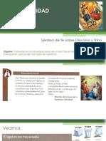 1_Dogma Trinitario_Dios Es Trinidad