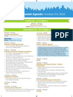 Valuation Summit Final Agenda