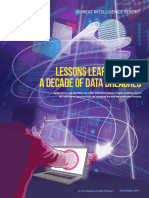 F5 Labs Lessons Learned From a Decade of Data Breaches Rev