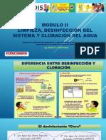 IV. 2 DESINFECCION Y CLORACION ..pptx