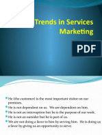 2.Trends in Services Marketing05.11.09