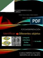 Unidad 6 ppt INTERPRETACIÓN DE FOTOGRAFÍAS AÉREAS