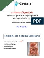 FISIOLOGIA DIGESTÓRIA Aspectos gerais e Regulação da motilidade do TGI 2018.pdf