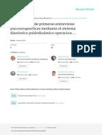 La evaluación de primeras entrevistas psicoterapéuticas mediante el sistema diagnóstico psicodinámico operacionalizado
