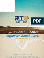 RIO Beach Cleaner Products