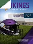 2018 Minnesota  Vikings  media guid3