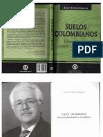 Suelos Colombianos Una Mirada Desde La Academia
