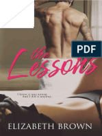 1 - The Lessons - Elizabeth Brown