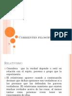CORRIENTES FILOSOFICAS.pptx