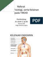 REferat Tiroid