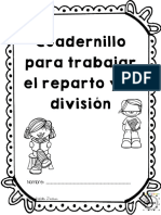 Cuadernillo Para Reforzar El Reparto y La Division