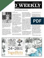 Uw No 11 - June 2018 Print