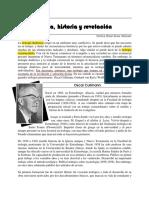 Teología, Historia y Revelación Carlos Sosa