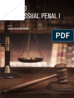 Processo Penal i Izimar Dalboni Cunha