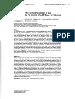 Fios Ortodonticos Super Elasticos - Ortho Science