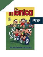 A Turma da Mônica - um amiguinho diferente - Mauricio de Sousa.pdf.pdf