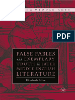 (the New Middle Ages) Elizabeth Allen (Auth.)-False Fables and Exemplary Truth in Later Middle English Literature-Palgrave Macmillan US (2005)