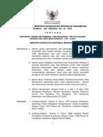 KMK No. 220 ttg Pedoman Umum Tim Pembina, Tim Pengarah, Tim Pelaksana Kesehatan Jiwa Masyarakat (.pdf