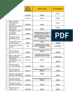 Lista de Alumnos Espartanos