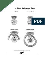 War Rocket-fleet Reference
