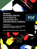 Manual de Tecnologias Para La Economia Social- Deux y Vaninni