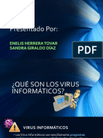 Tema Virus Informáticos